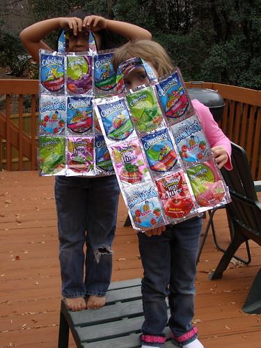 CapriSun Bags