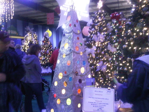 2010.11.27: Metal Tree
