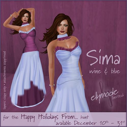 Sima dress