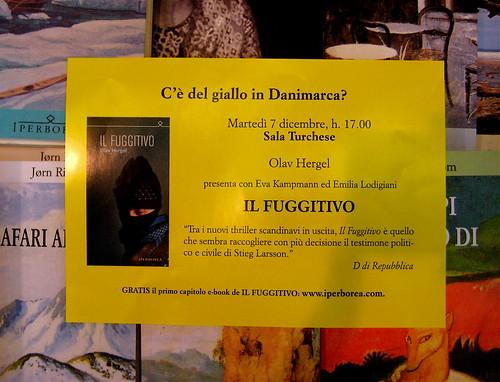 Iperborea, Roma, Fiera +L+L, 7.12.010