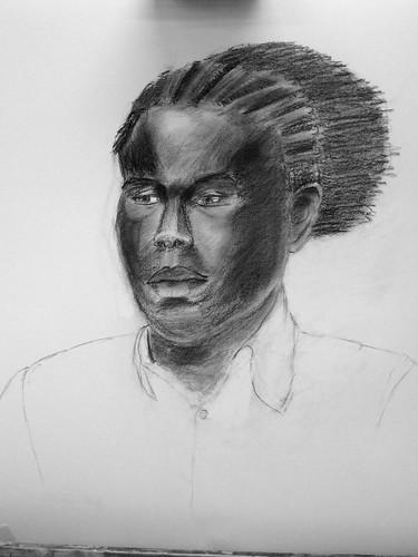 Portrait Course 2011-01-10 # 2