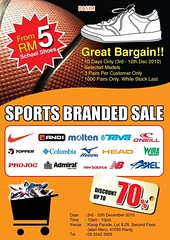 Sports Branded Sale