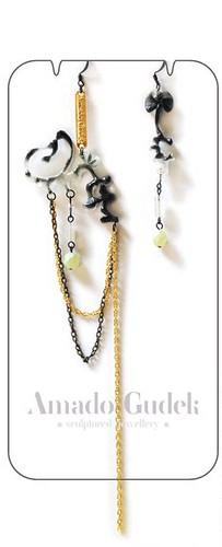 Amado Gudek Earrings10