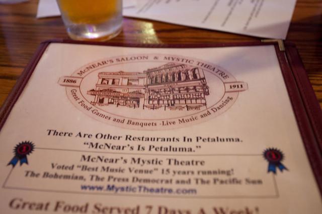 McNear's Saloon