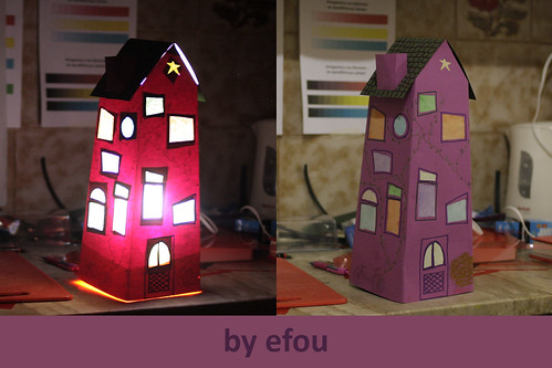 Night light by efou