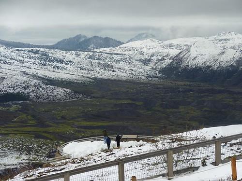 MtStH 45 Johnson Ridge Obseratory view
