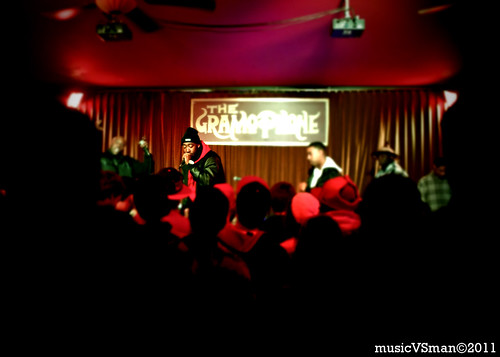 Freddie Gibbs @ The Gramophone - 01.20.11