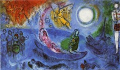 Chagall, Marc  - The concert  - 1957