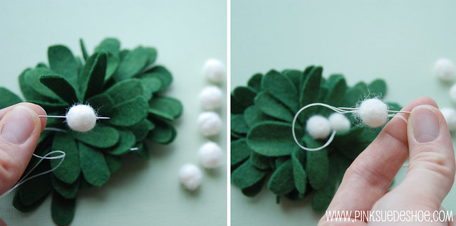 mistletoe headband 4