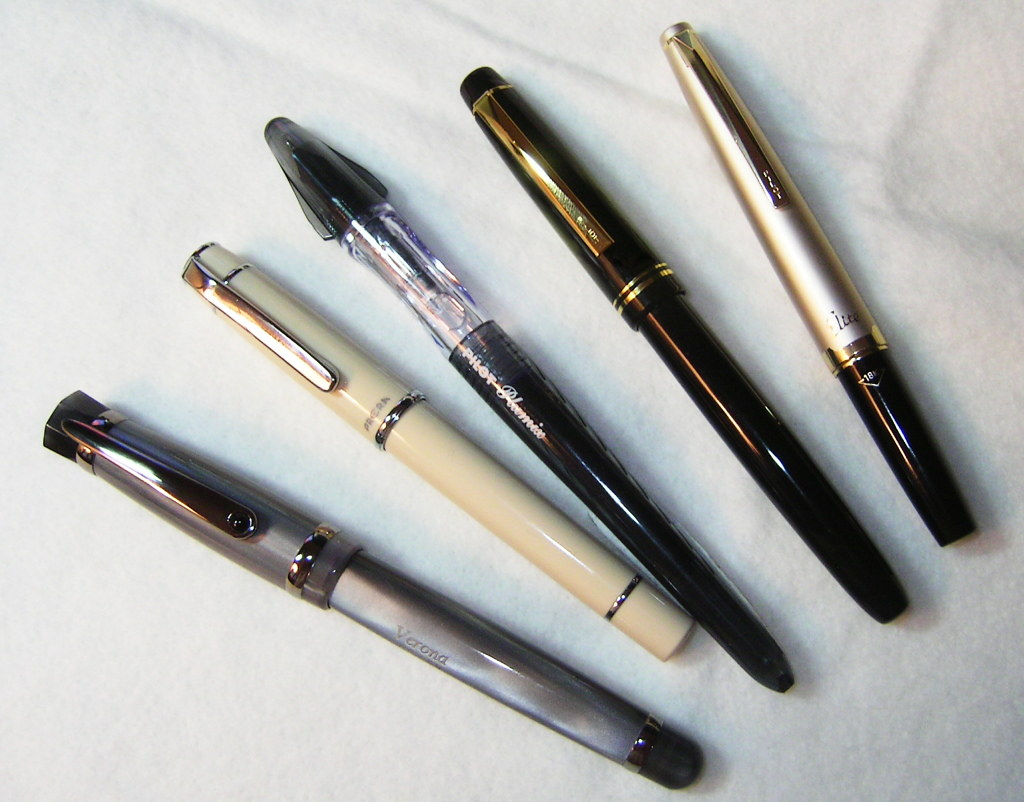 Inkophile Pens for Sale - Dec, 2010 #4