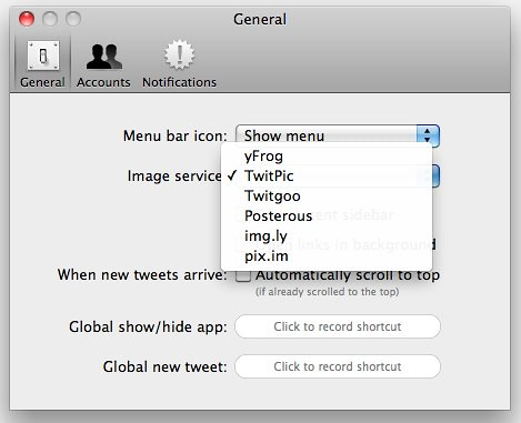 Twitterr for Mac