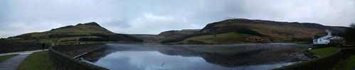 Dovestones Reservoir, Greenfield