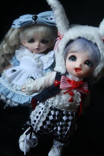 Bunbun and Allie