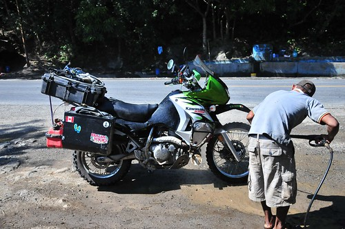 KLR 650 Bike Trip Guatemala 4