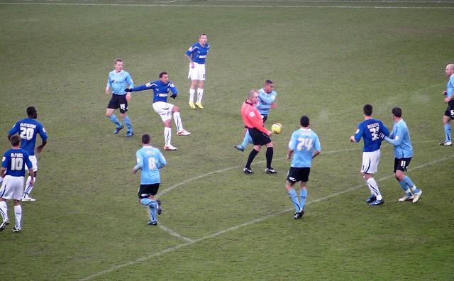 Cardiff City v Coventry City