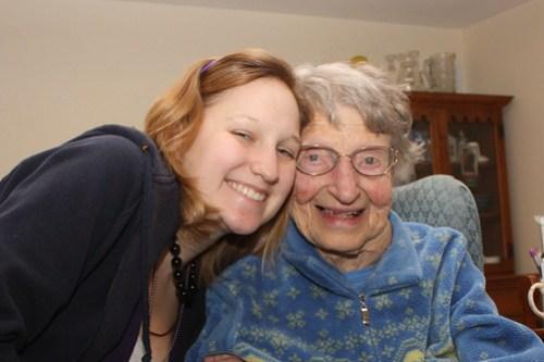 Grandmom!