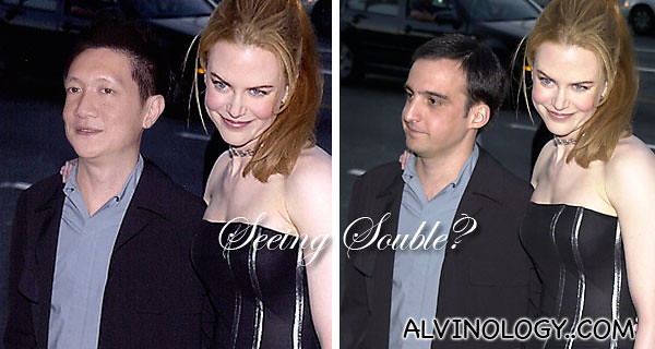 Jonal Chong and Nicole Kidman?