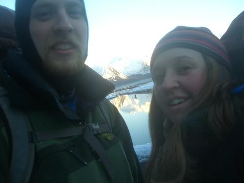 Cold Hiking Fun (Sort of)