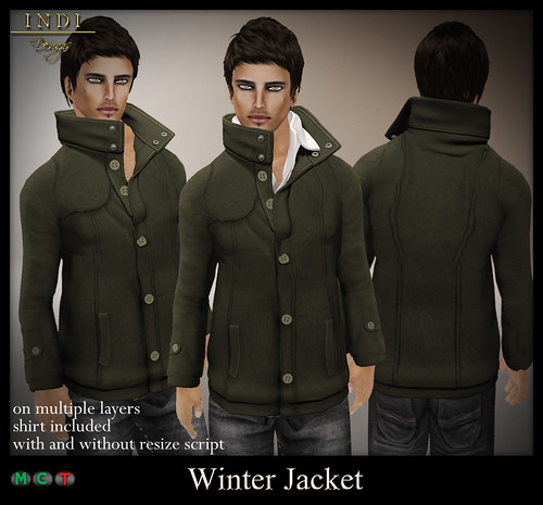 Winter-Jacket-green