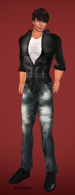 MLC Urban Man  by Mohna Lisa Couture  MLC Jeans