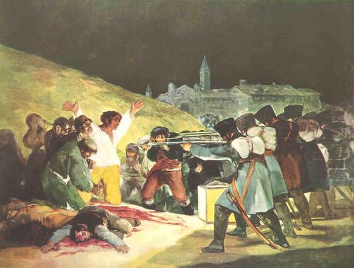 Goya   May 3rd