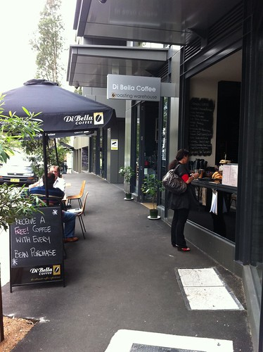 Di Bella Roastery, Surry Hills