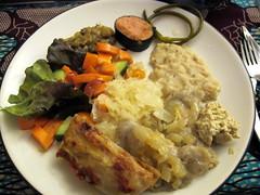 Gluten-Free, Vegan Ukrainian Christmas Eve Mai...