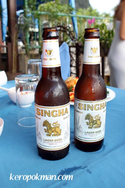 Thai Beer, Singha Beer