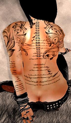 - .HoD. - Digital Spinal Piercing