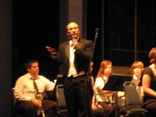 2011 Central Oregon District Honor Band Concert