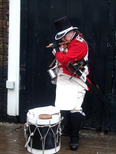 Dickension Festival - Piper
