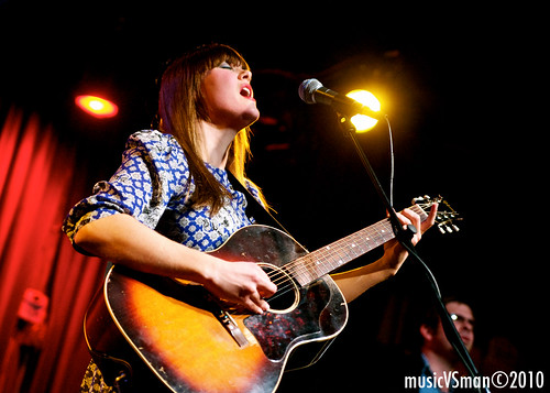 Jill Andrews @ Off Broadway - 12.09.10