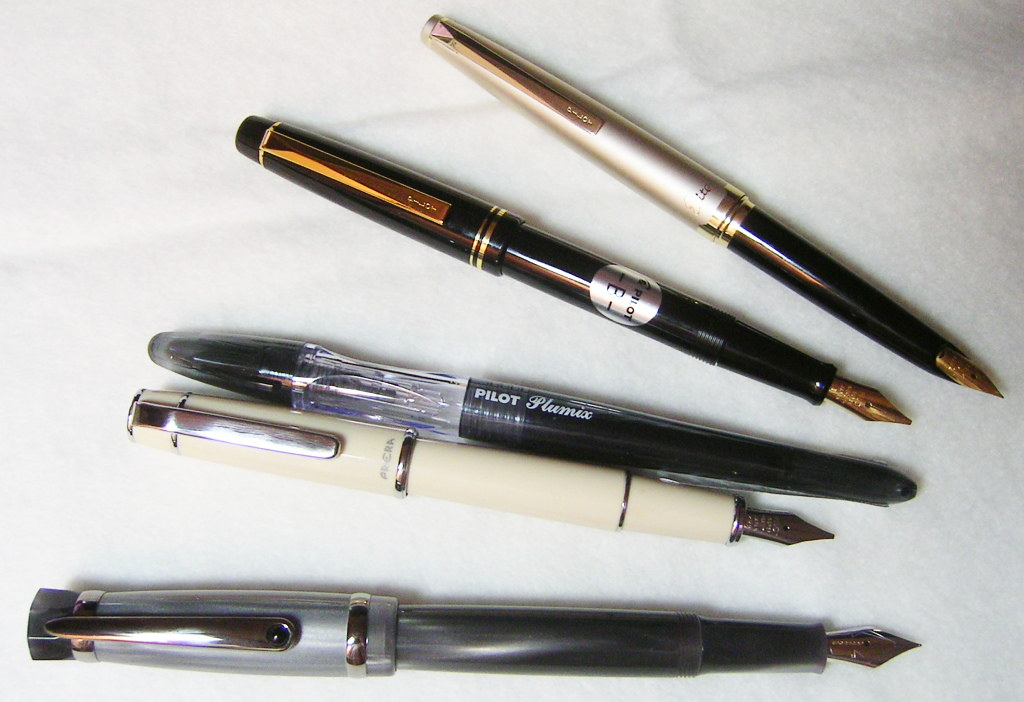 Inkophile Pens for Sale - Dec, 2010 #5
