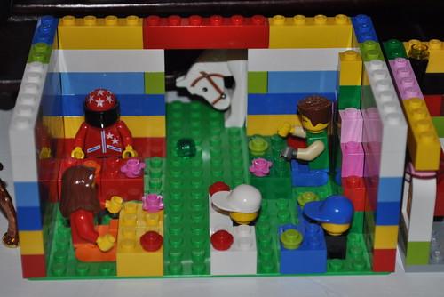 Lego Christmas Village-5