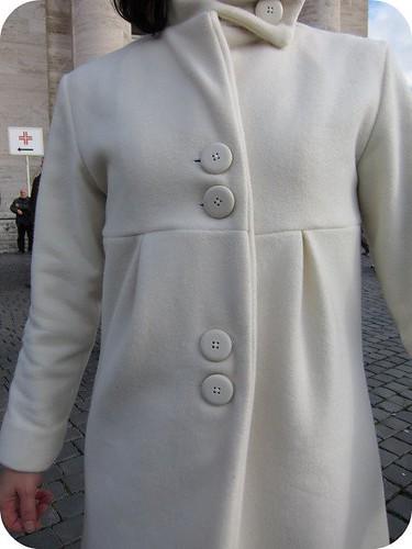 Snow White coat