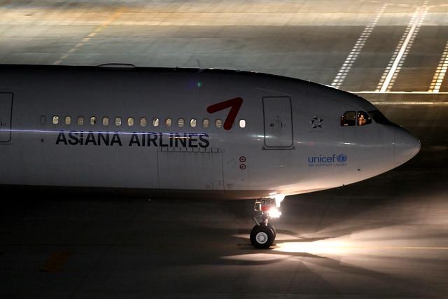 Asiana A330-300(HL7792)