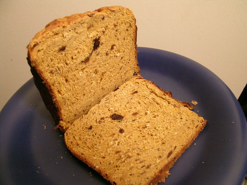 sweet potato persimmon bread