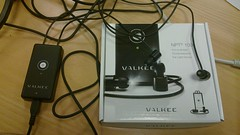 Valkee Ear Light Device