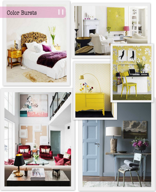 Color Inspiration From Sweden