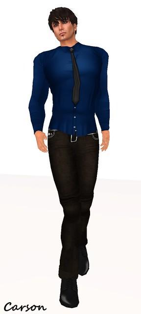 AQUA - SuitablyYoursLowrise Jeans - Gift - Male