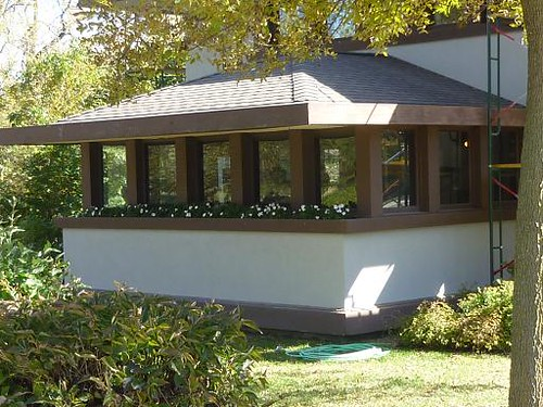 Frank Lloyd Wright House 2