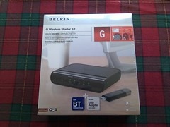 belkin g wireless starter kit
