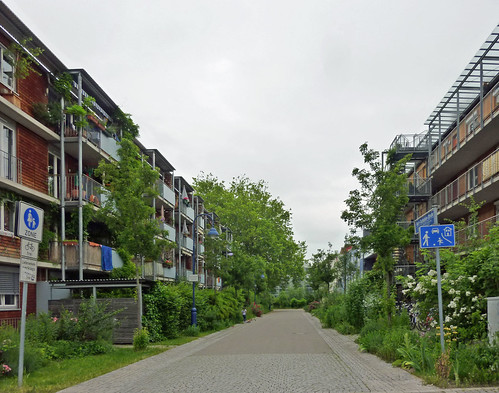 Vauban housing courts