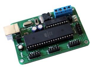 MikroAVR dengan ATmega8535