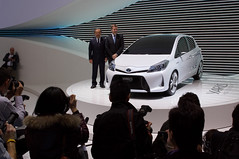 Toyota Yaris HSD Concept revealed