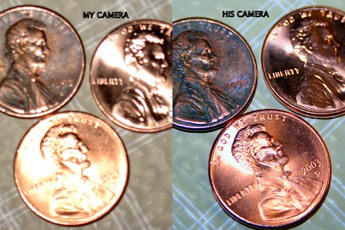 Comparing Pennies