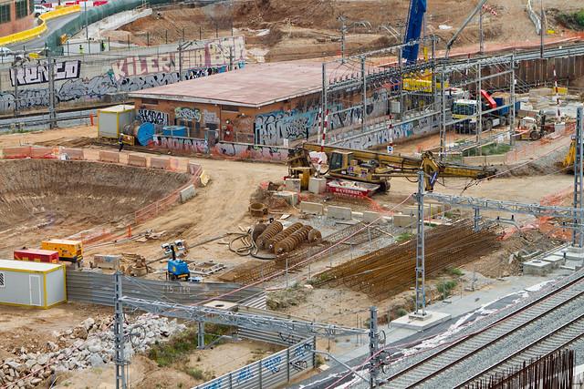 Zona Subestación eléctrica - 21-03-11