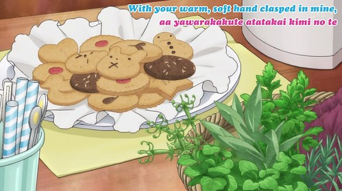 8. Don't ask why my cookies aren't like that.
