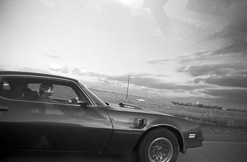 On the Road, Michigan  1978