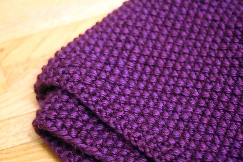 mini blanket, or, giant cowl